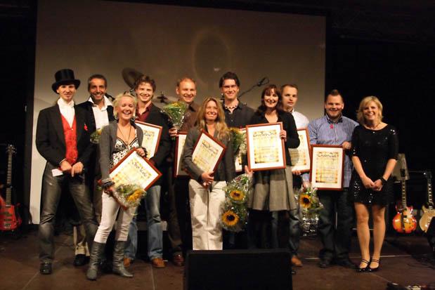Die Verleihung des Majesthetischen Zertifikates auf dem IV. Da Vinci Creativ Seminar in Meckenheim